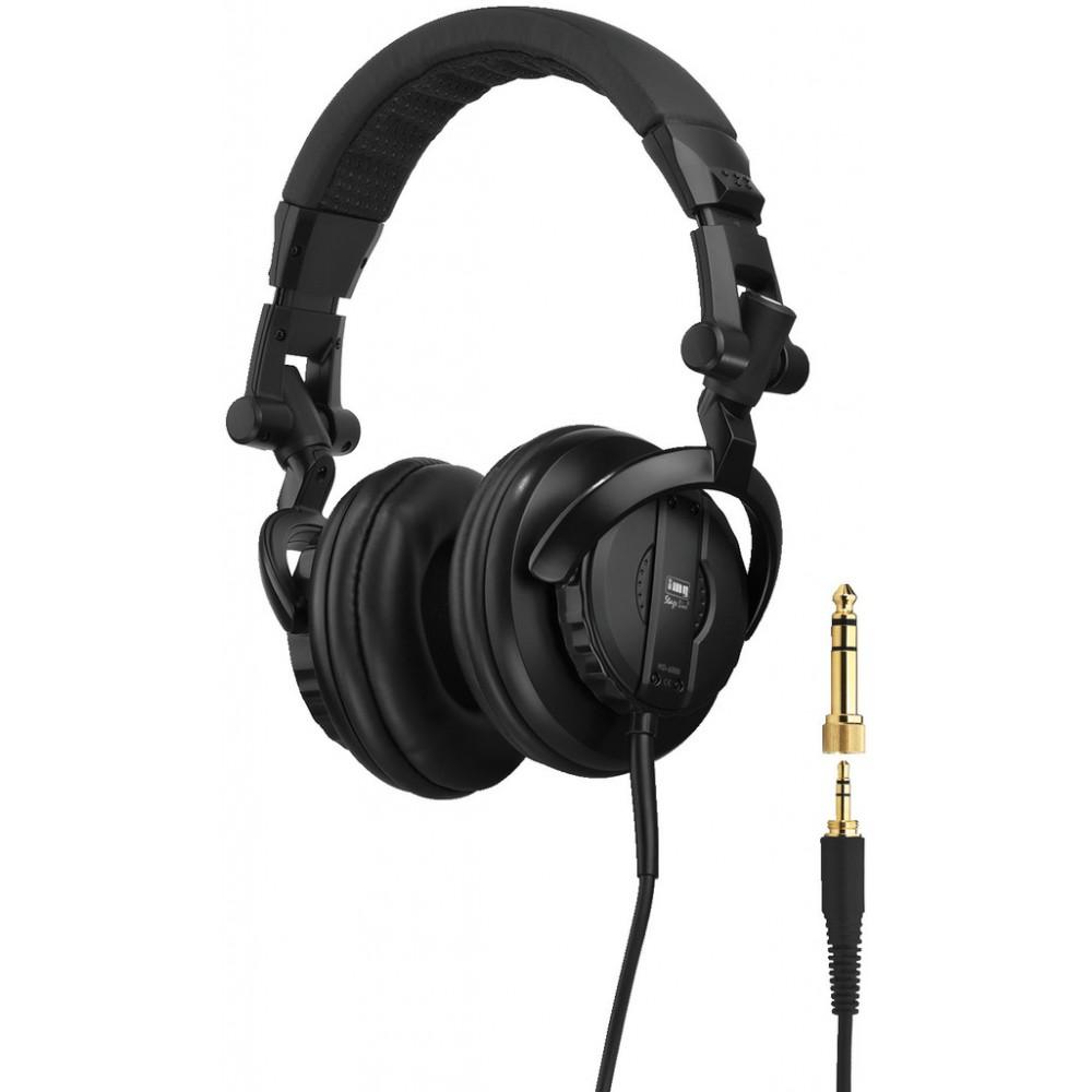 MD-6000 DJ stereo headphones