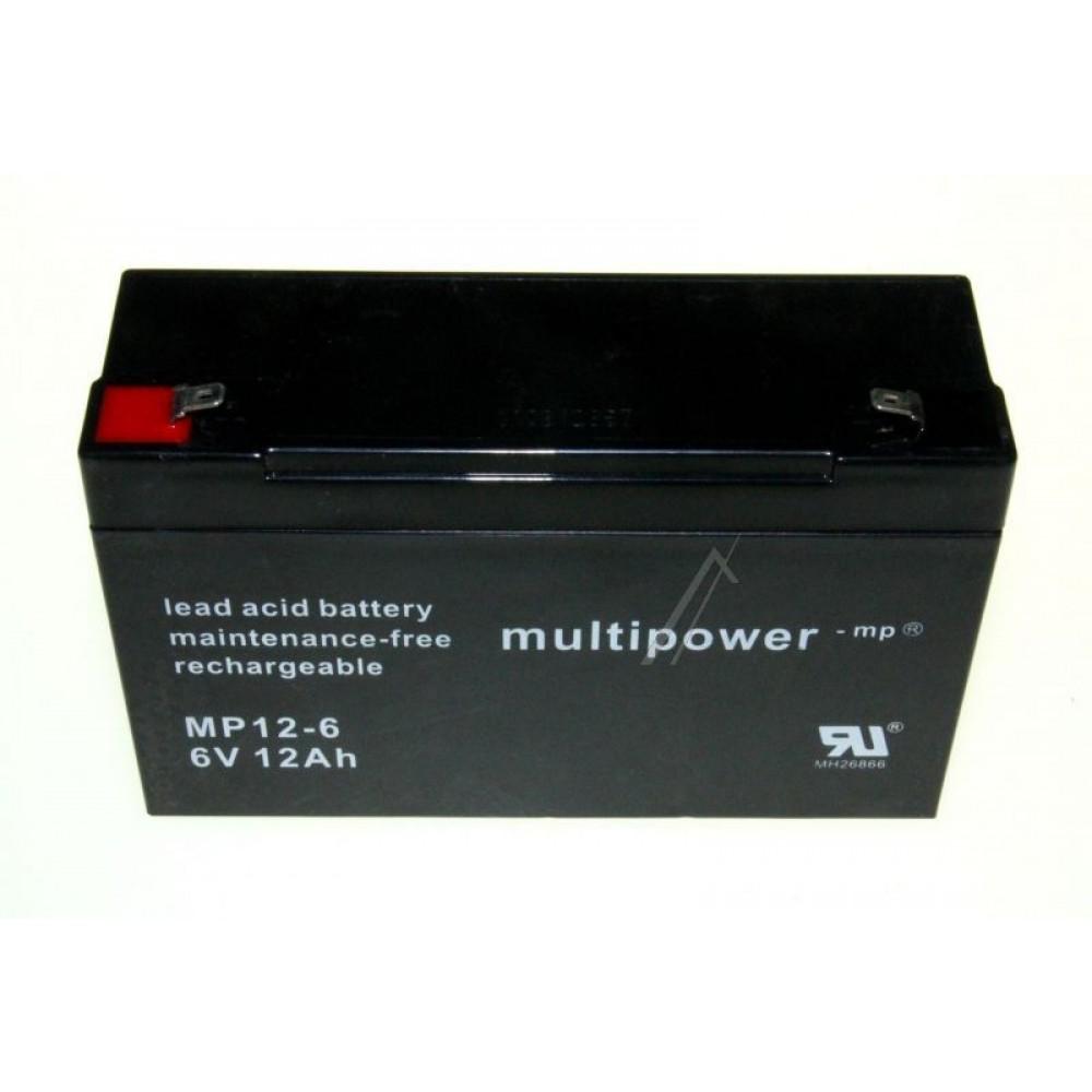 Bateri rimbushse 6V-12AH per paisje te ndryshme
