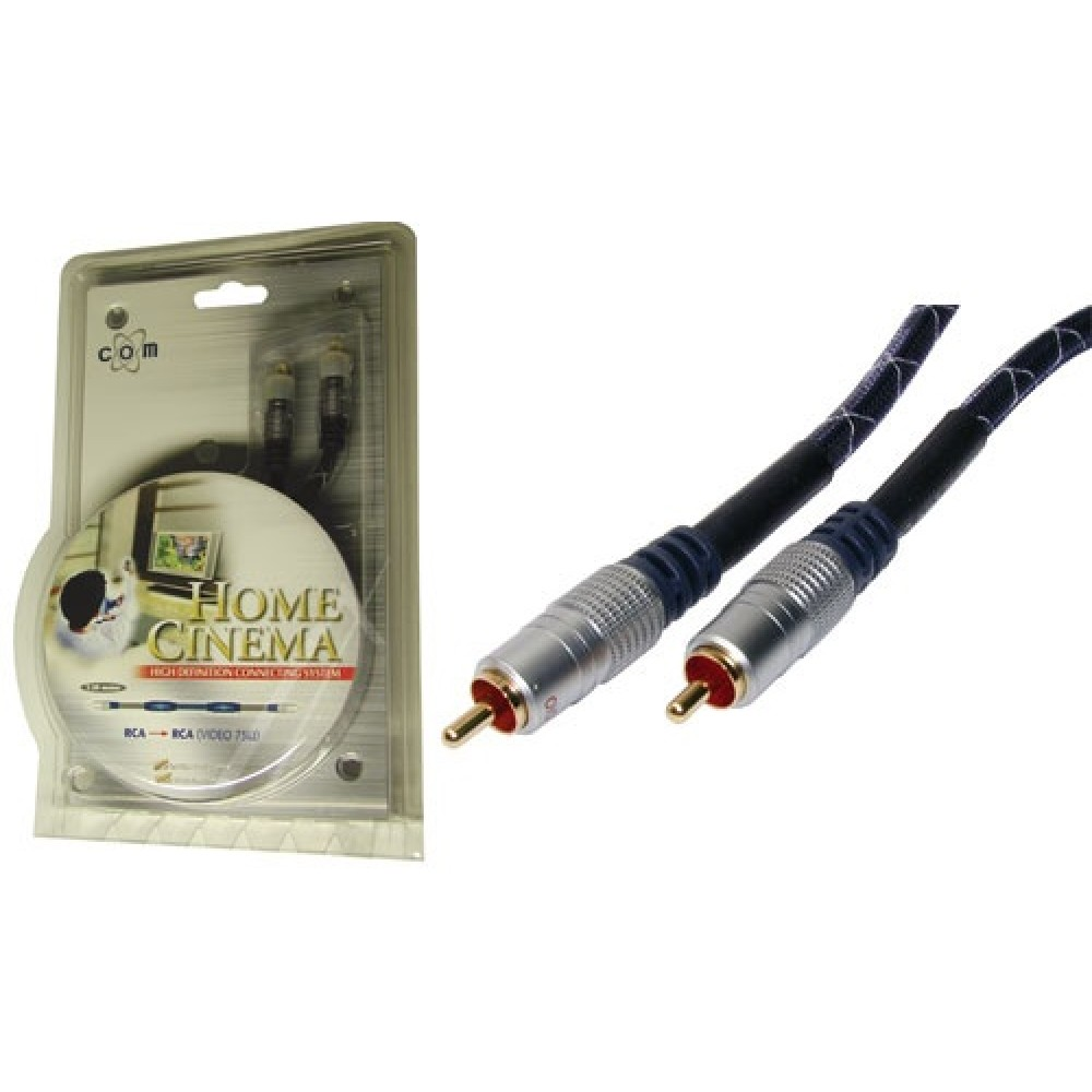 Video kabell kualitative 5m 75ohm