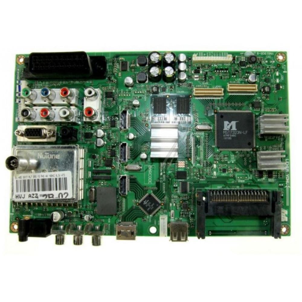 Grundig Mainboard 275991118900 / YNG190R-8 / HVJ