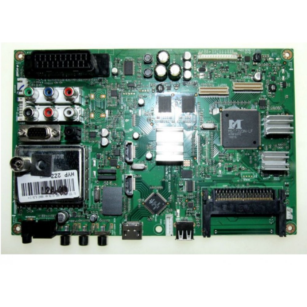 Grundig Mainboard 275991119500 / YNG190R-11 / HUP110