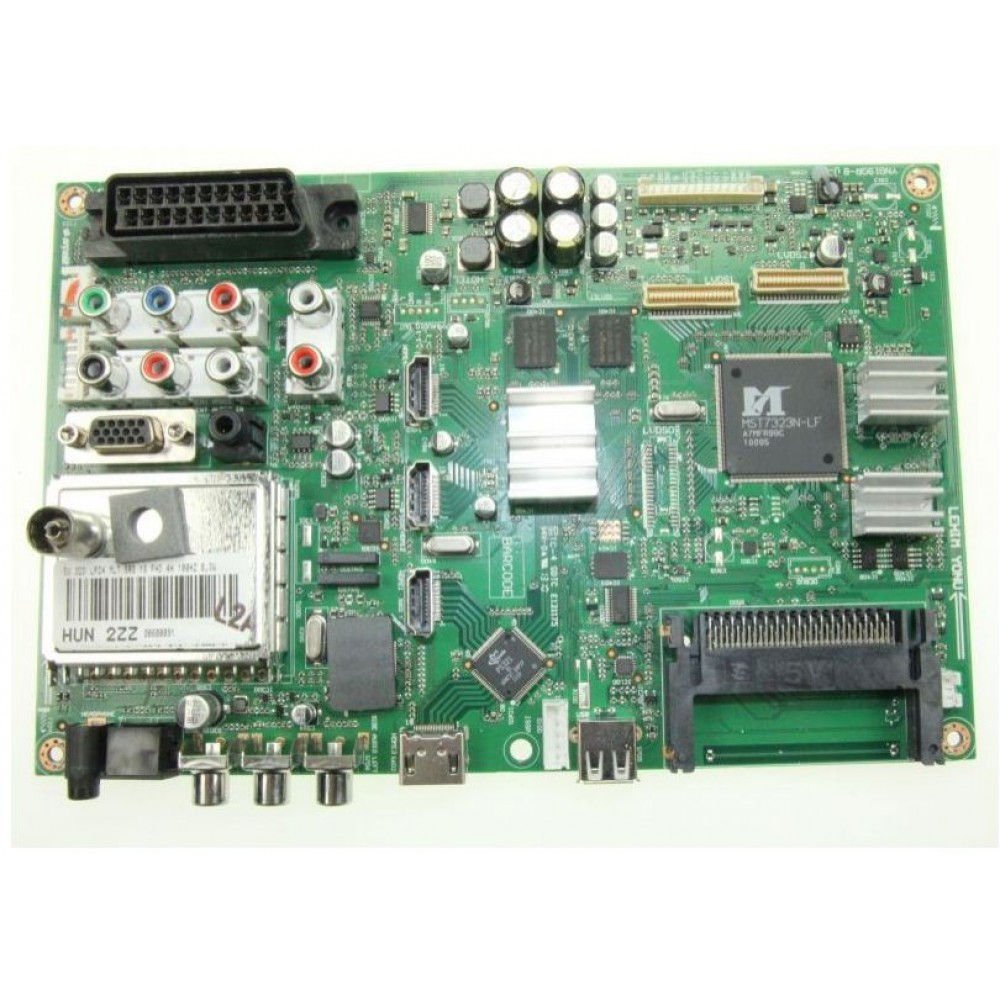 Grundig Mainboard 275991119600 / YNG190R-8-0 / HUN110