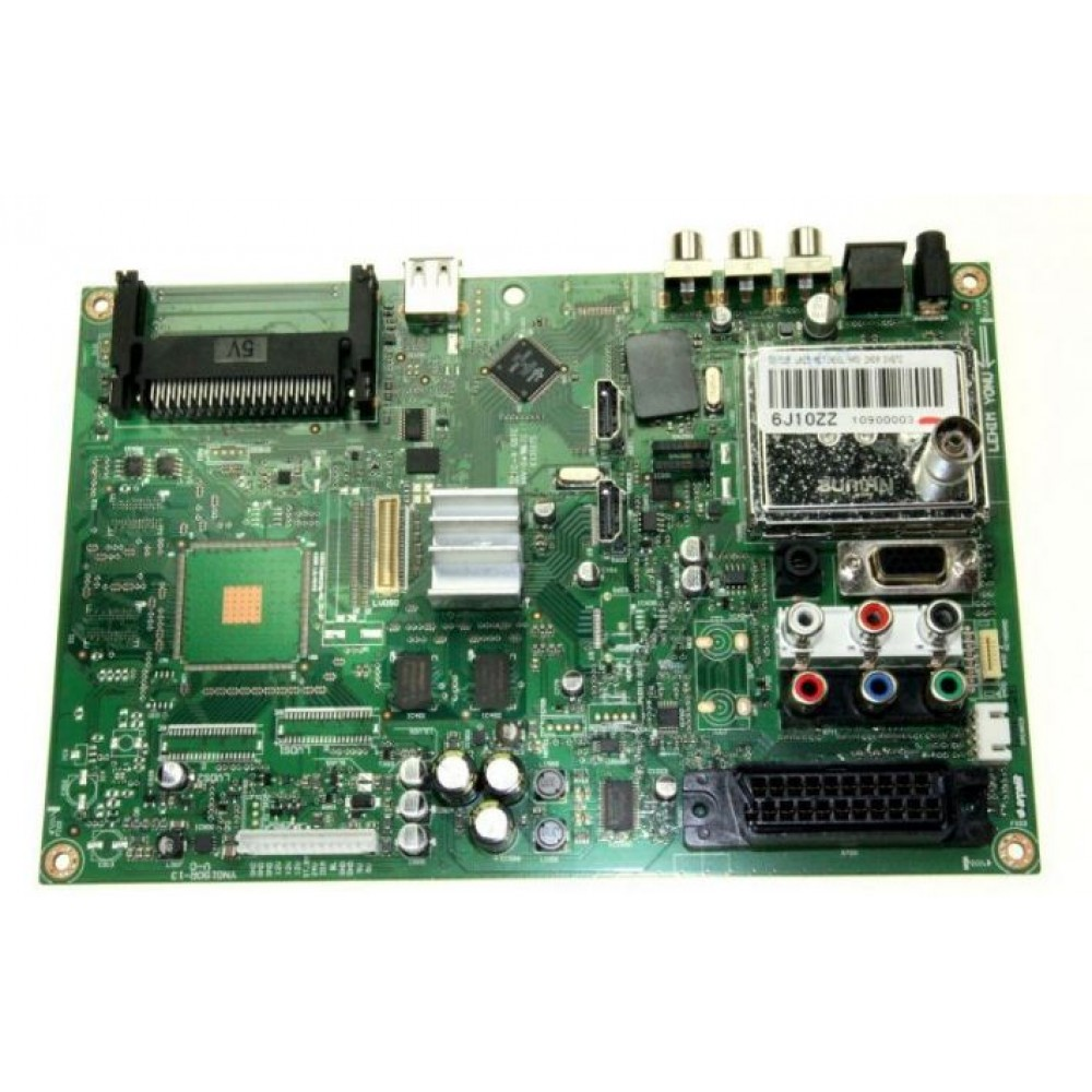 Grundig Mainboard 275991131700 / YNG190R-13 / 6J1110