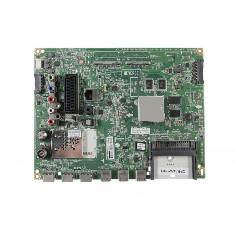 LG Mainboard CRB34821101 / EBU62410334 / EAX65384003