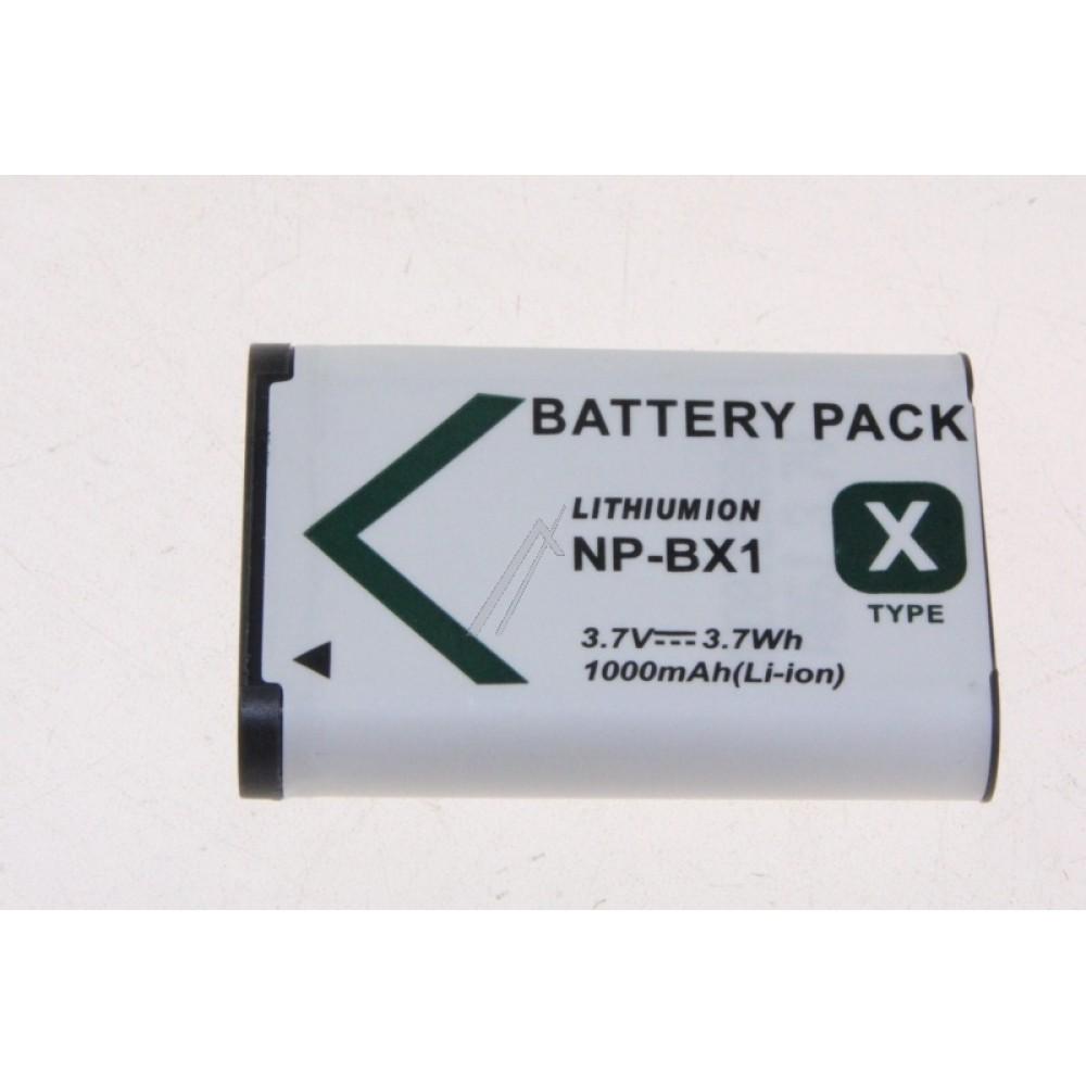 Bateri NP-BX1 per kamere Sony 3,7V-1000MAH