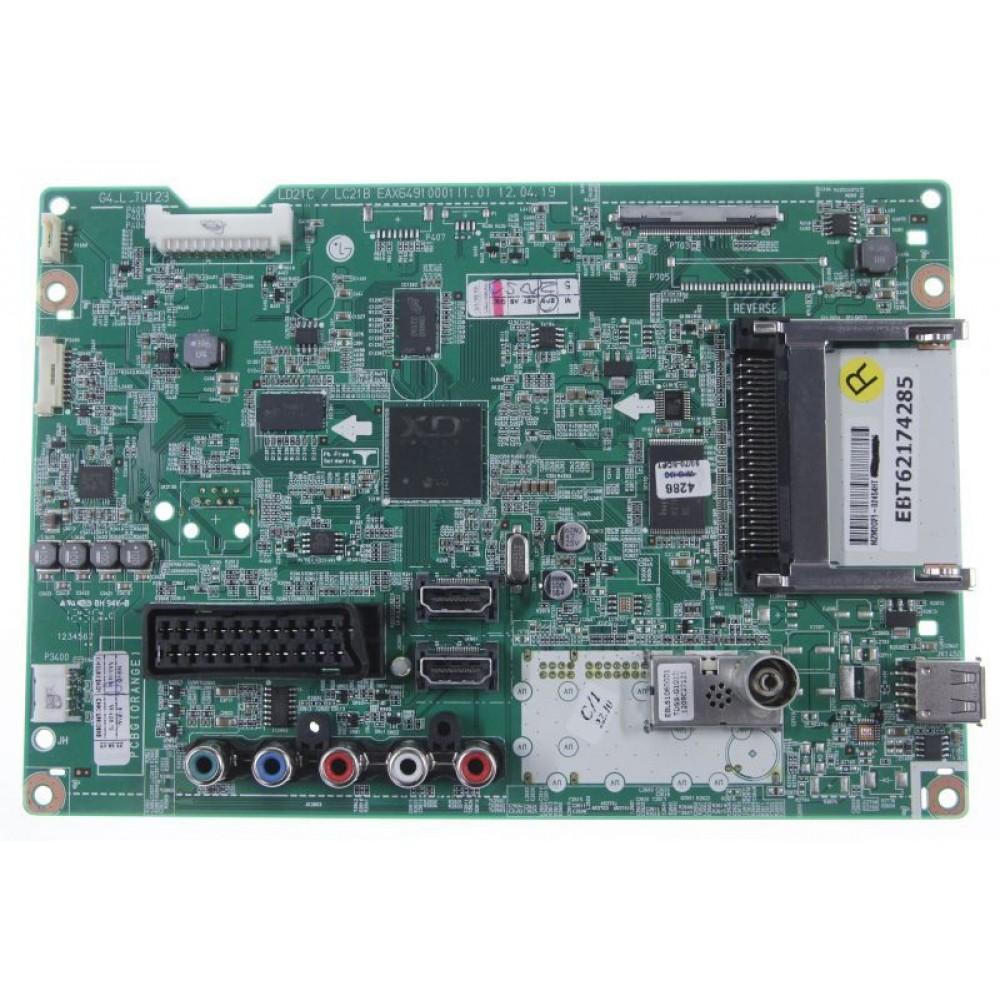 LG Mainboard CRB34330201 / EBT62174285 / EAX64910001