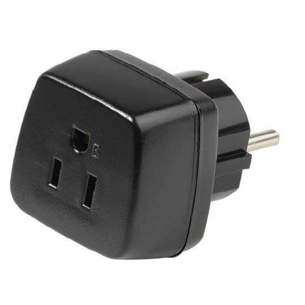 Adapter rryme per sistem EU / USA nga firma VIVANCO