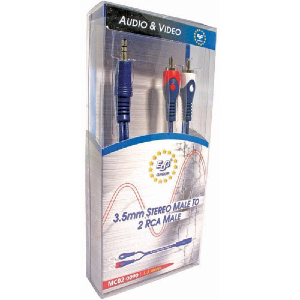 Kabell audio stereo 3.5mm me qinq 10m