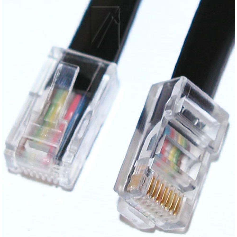 Internet kabell 10m i shtypun dhe i pershtatshem per shtrirje dhe mshefje