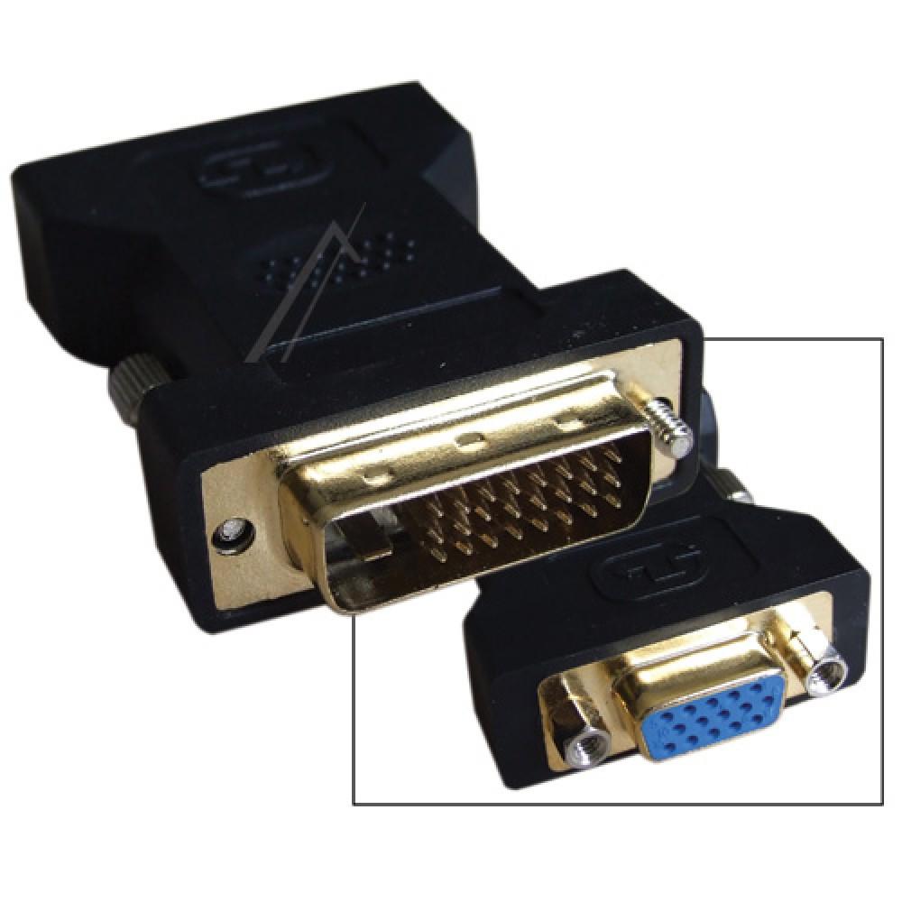 Adapter DVI-D/VGA