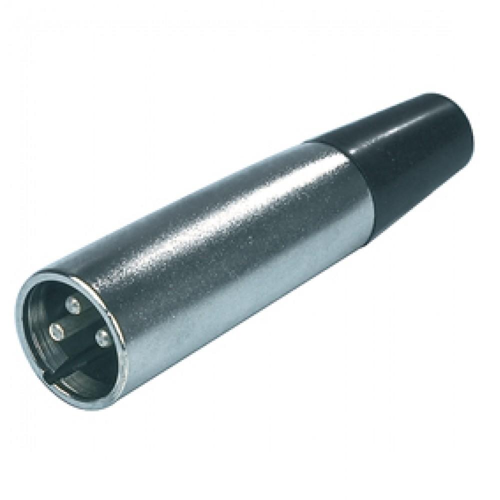 3p XLR shtek i metalit