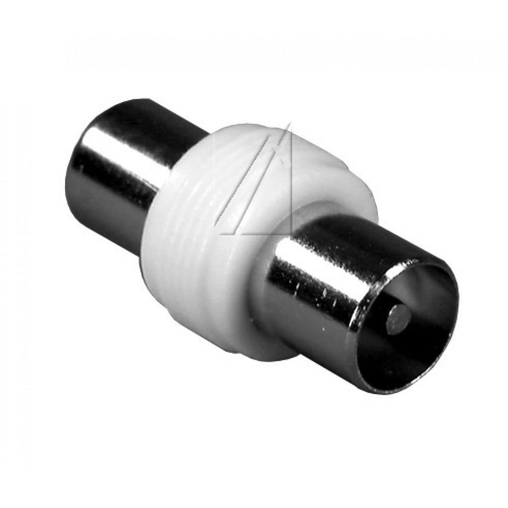 Koax adaptor - Prizë/Prizë