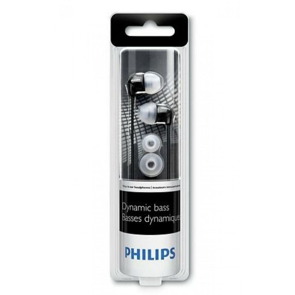 Dinamik bass degjuese veshi Philips