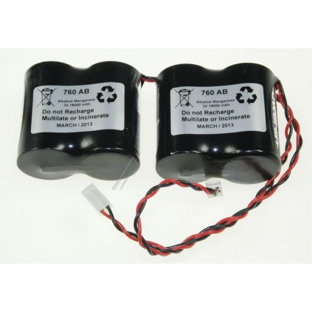 Bateri 3 V 18 Ah ABUS