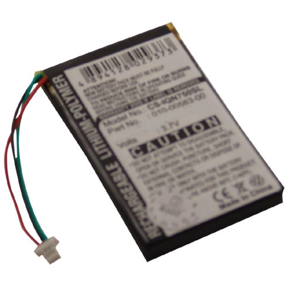 Bateri pe Navigacion 3,7V-1250MAH LI-POLYMER