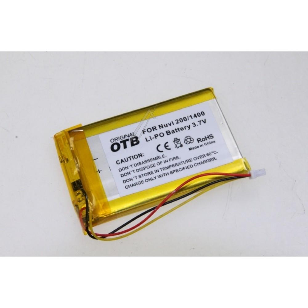 Bateri per Navigacion 3,7V-1250MAH LI-POLYMER