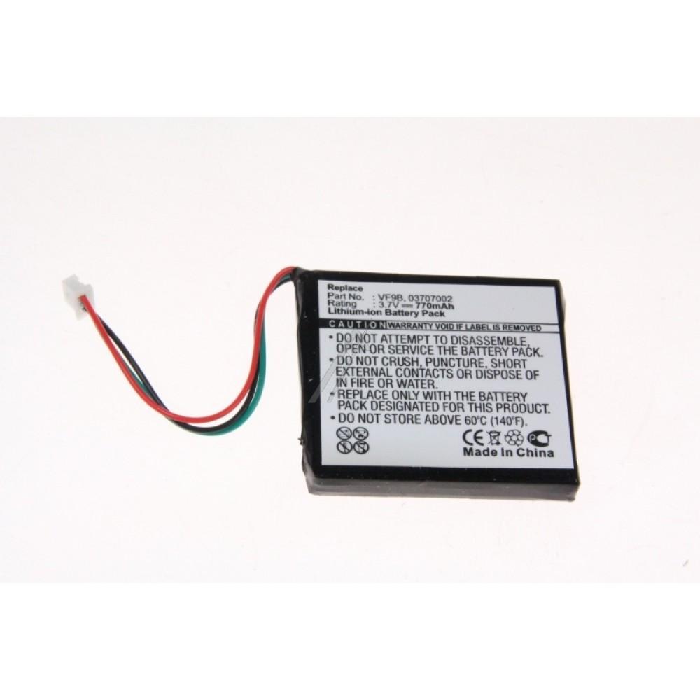Bateri per Navigacion 3,7V-770MAH LI-ION