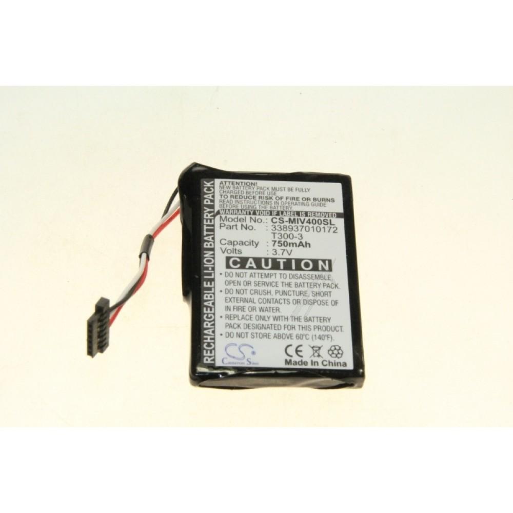 Bateri per Navigacion 3,7V-750MAH LI-ION