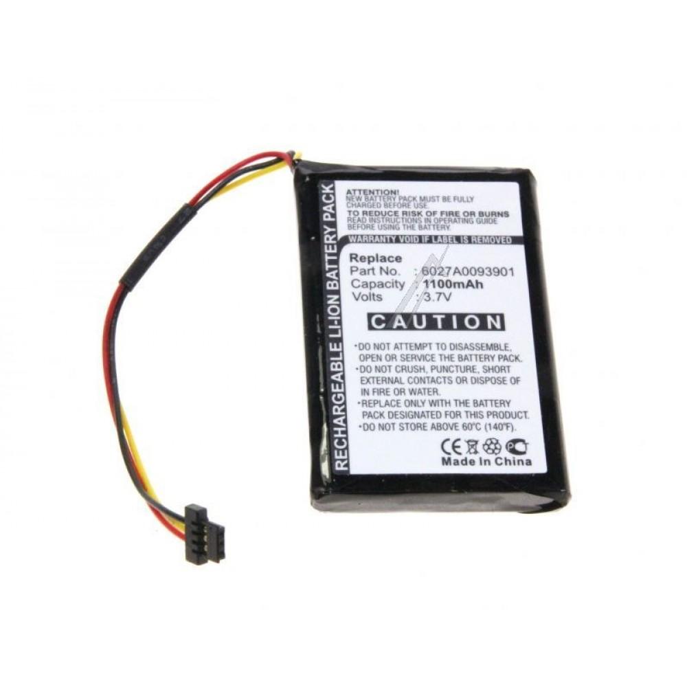 Bateri per Navigacion 3,7V-1100MAH LI-ION