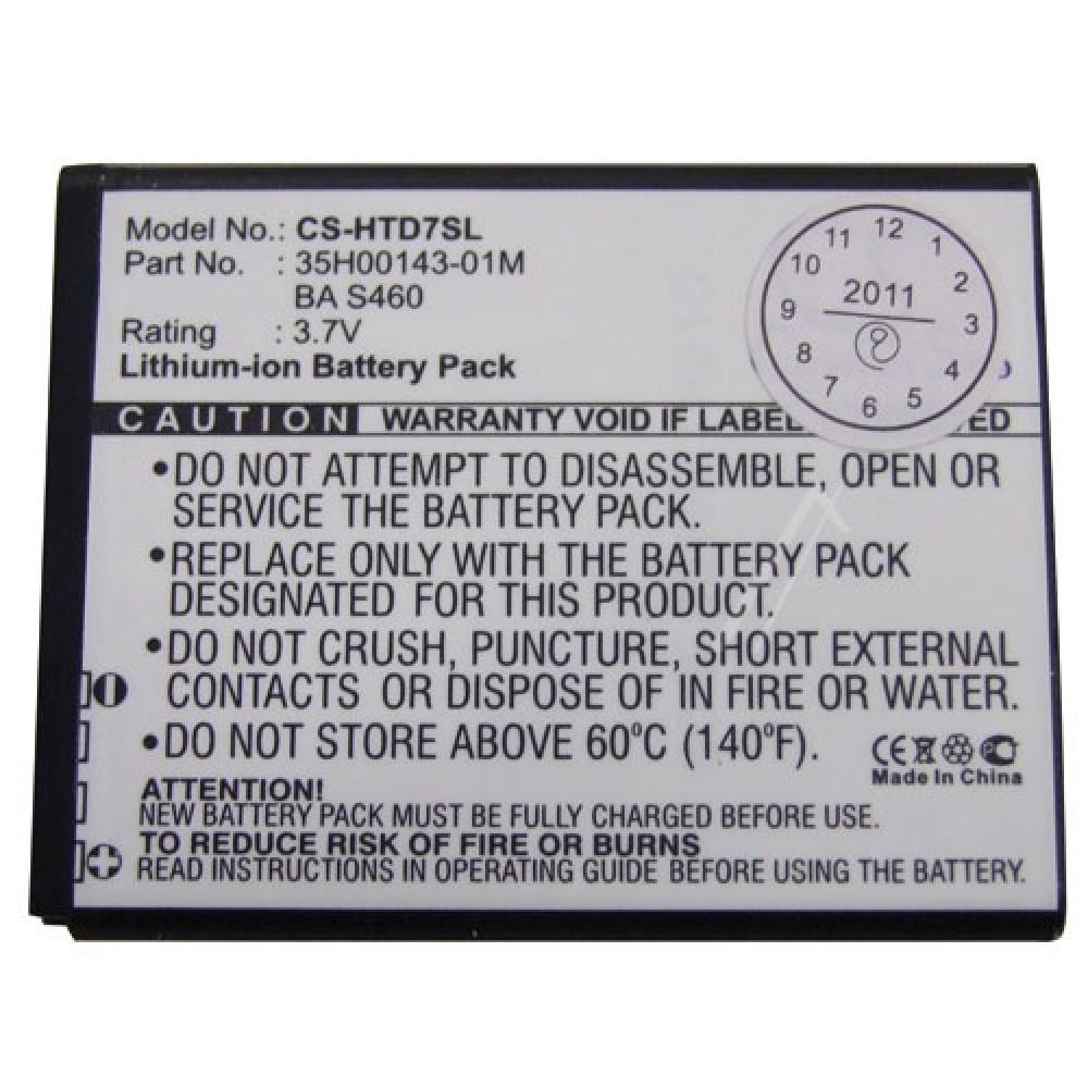 Bateri per PDAA37224 3,7V-1150MAH LI-LION PDA