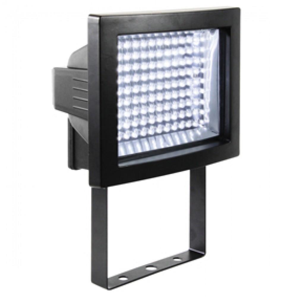 LED Reflektor me 117 drita LED, shtepiza e aluminit