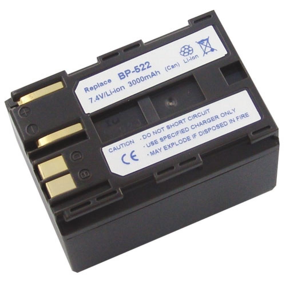 Bateri per kamere Canon BP-522