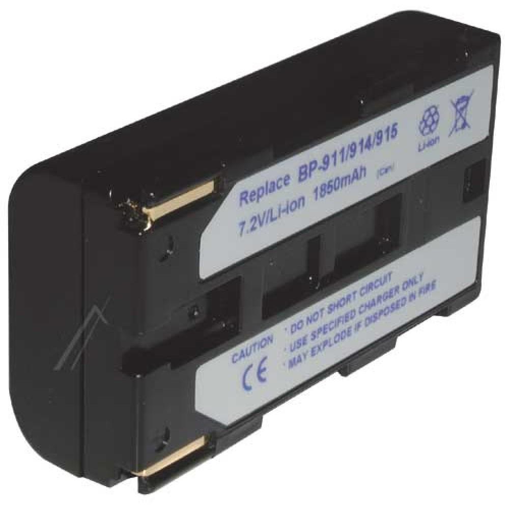 Bateri per kamere Canon BP-911 / BP-912 / BP-914 / BP-915