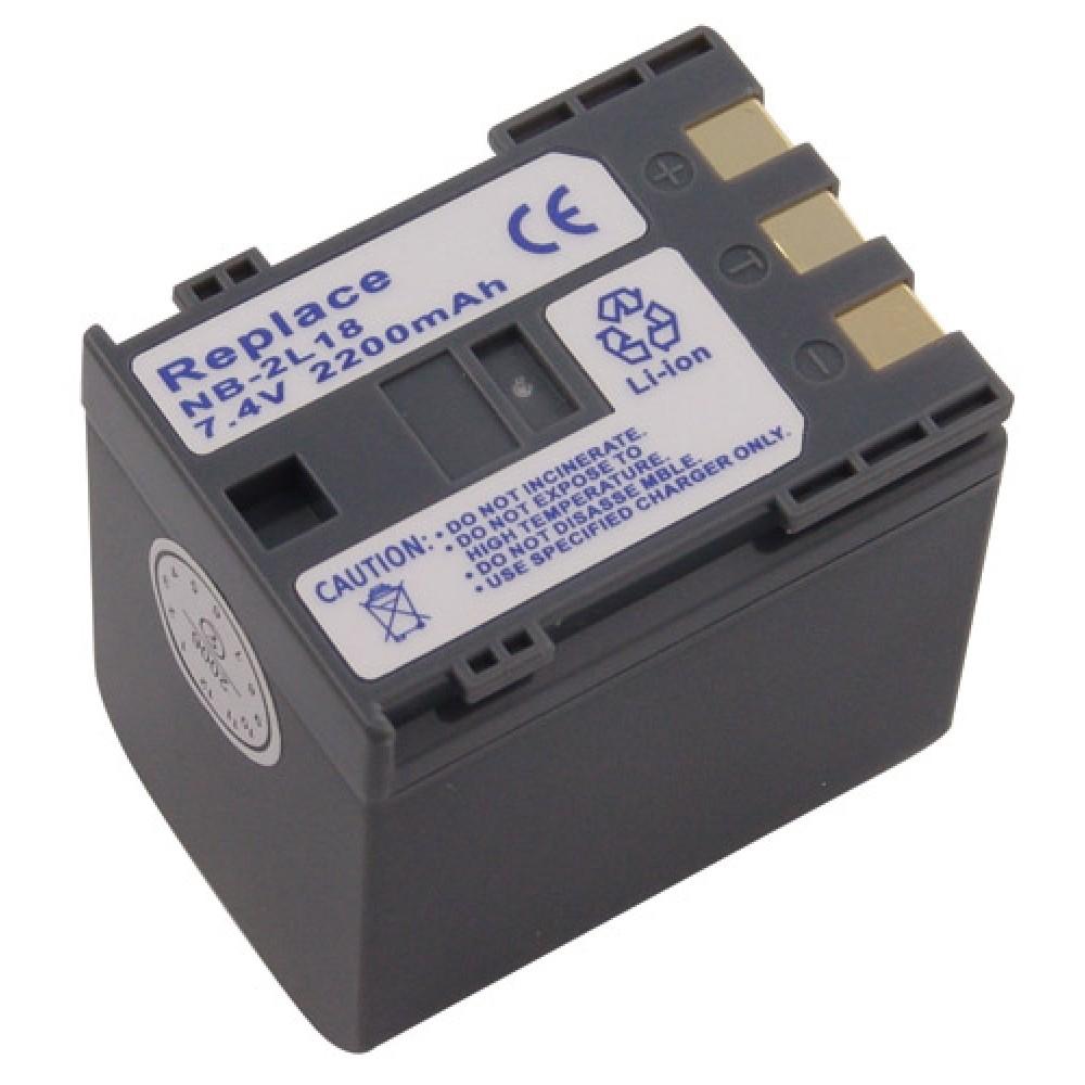 Bateri per kamere Canon BP-2L24H / NB-2L / NB-2LH / BP-2L12 / BP-2L13 / BP-2L14 / BP-2L5