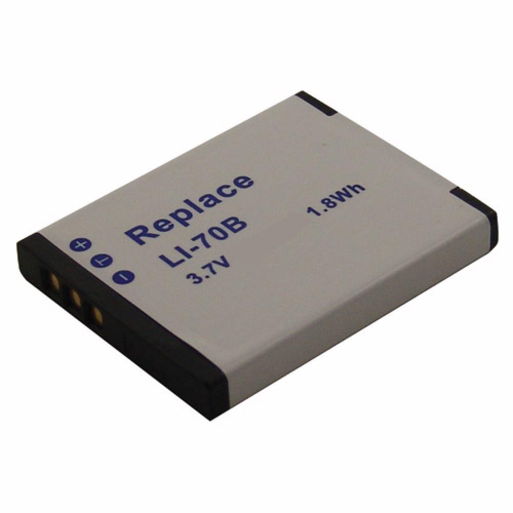 Bateri per fotoaparat Olympus LI-70B