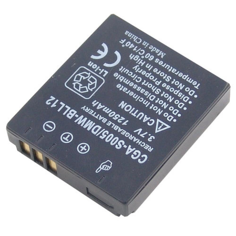 Bateri kamere per Panasonic CGA-S005 / DMW-BCC12