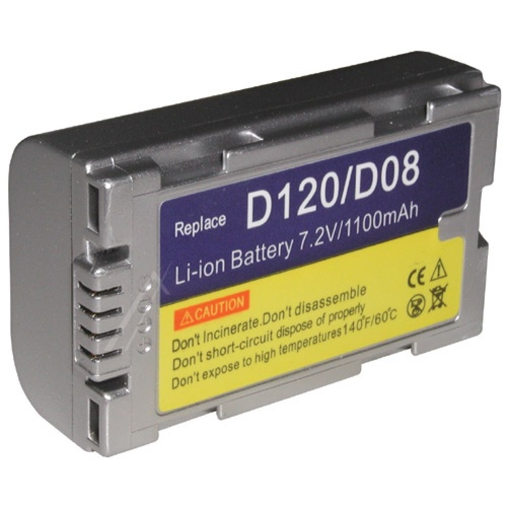 Bateri kamere per PANASONIC CGR-D120E