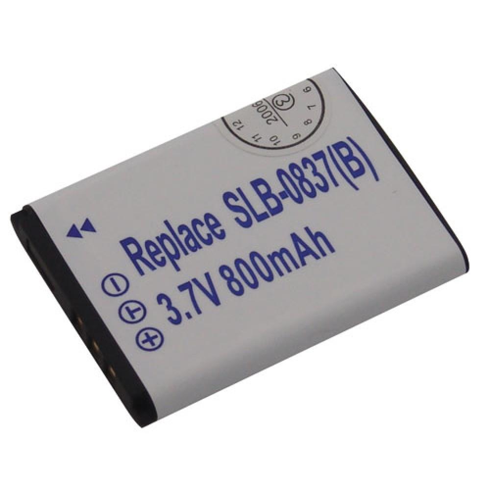 Bateri per fotoaparat Samsung SLB-0837B
