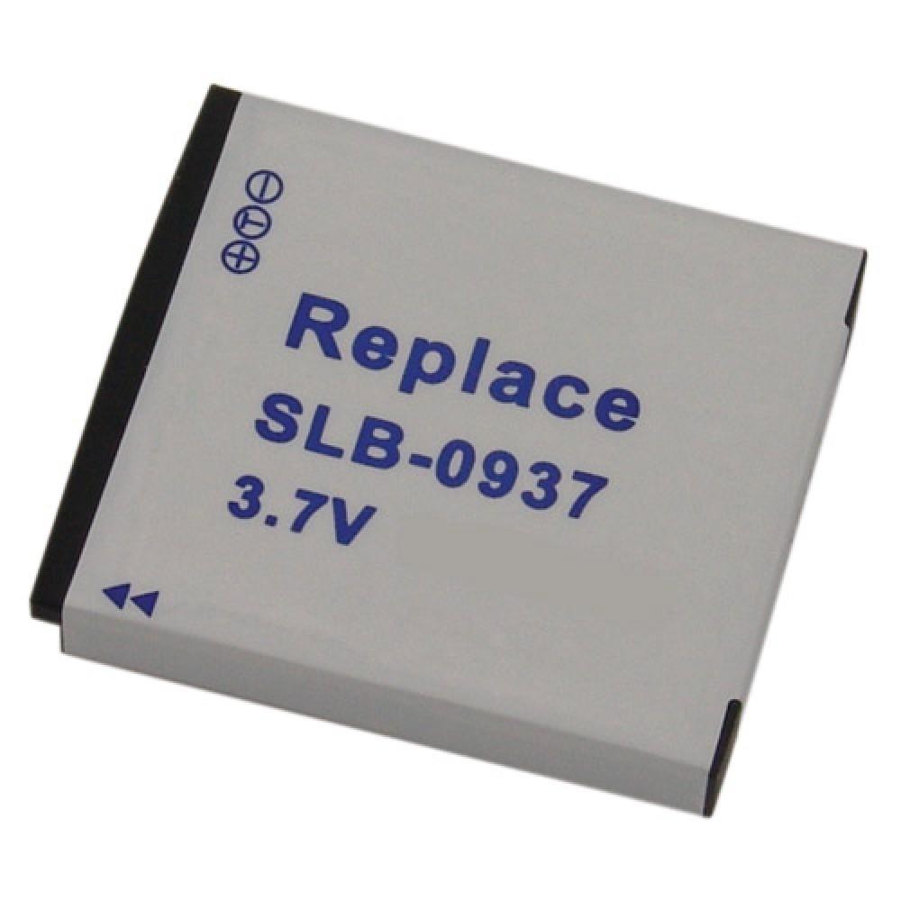 Bateri per fotoaparat dhe kamere Samsung SLB-0937