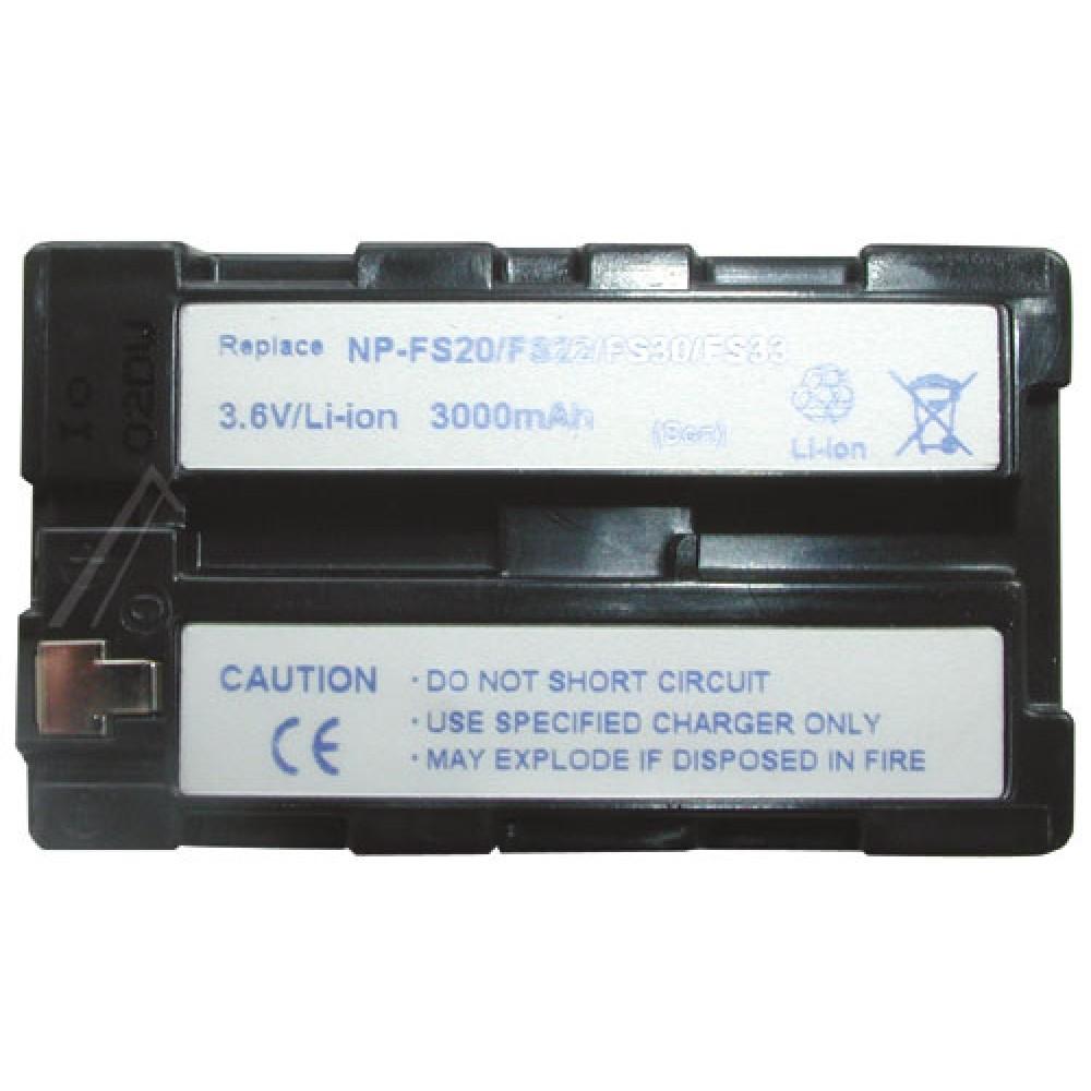 Bateri per fotaparat SONY 3,6V-3000mAh