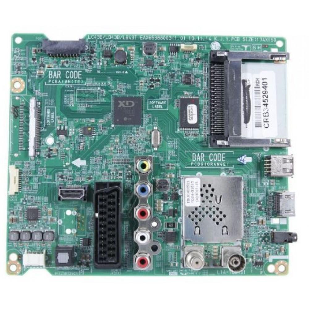 LG Mainboard CRB34529401 / EAX65388003