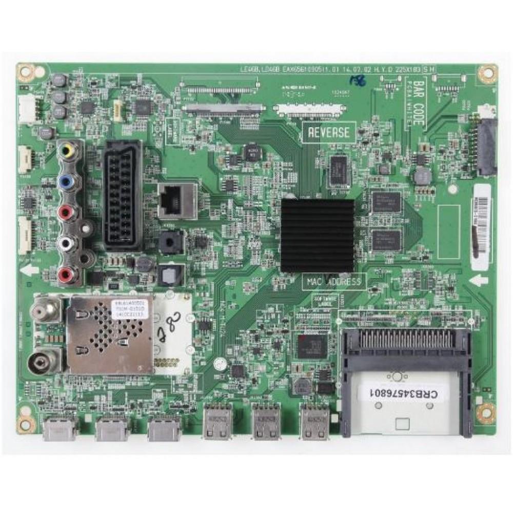 LG Mainboard CRB34576801 / EAX65610905 / EBT62987248