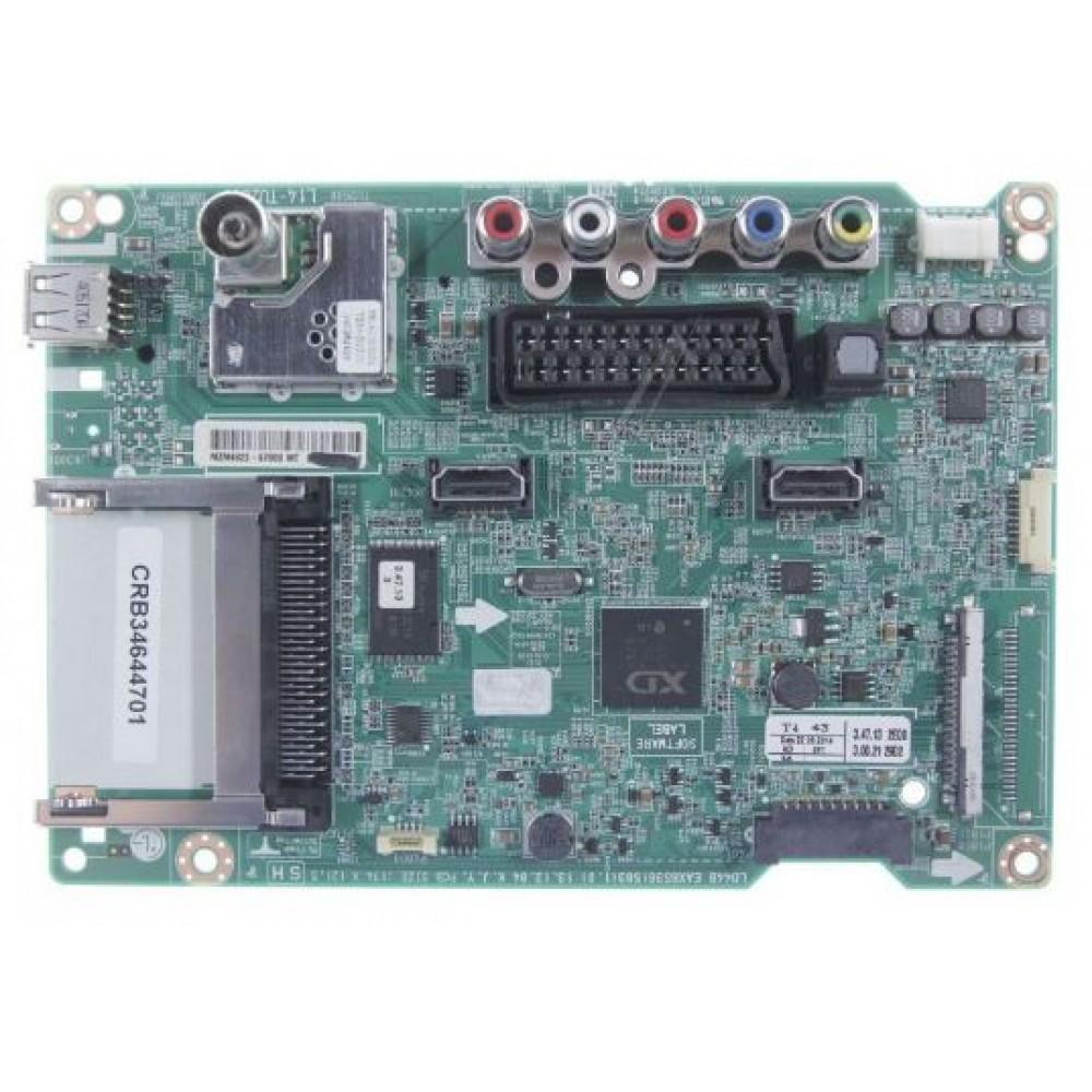LG Mainboard CRB34644701 / EAX65361503