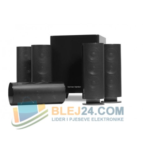 5.1-channel home theatre speaker system