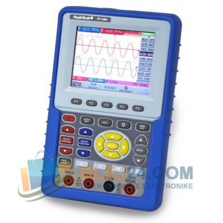 100 MHz-Digital Storage Oscilloscope, 2 CH