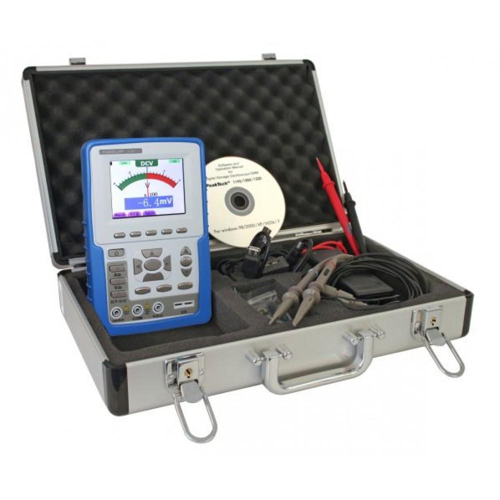 20 MHz; 1 CH Digital Storage Oscilloscopes/DMM