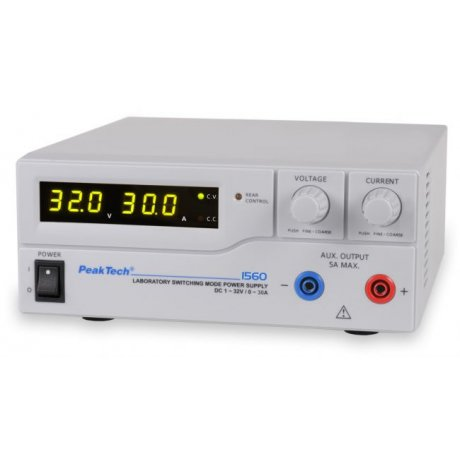 Laboratory Switching Mode Power Supply DC 1-32 V/0-30A