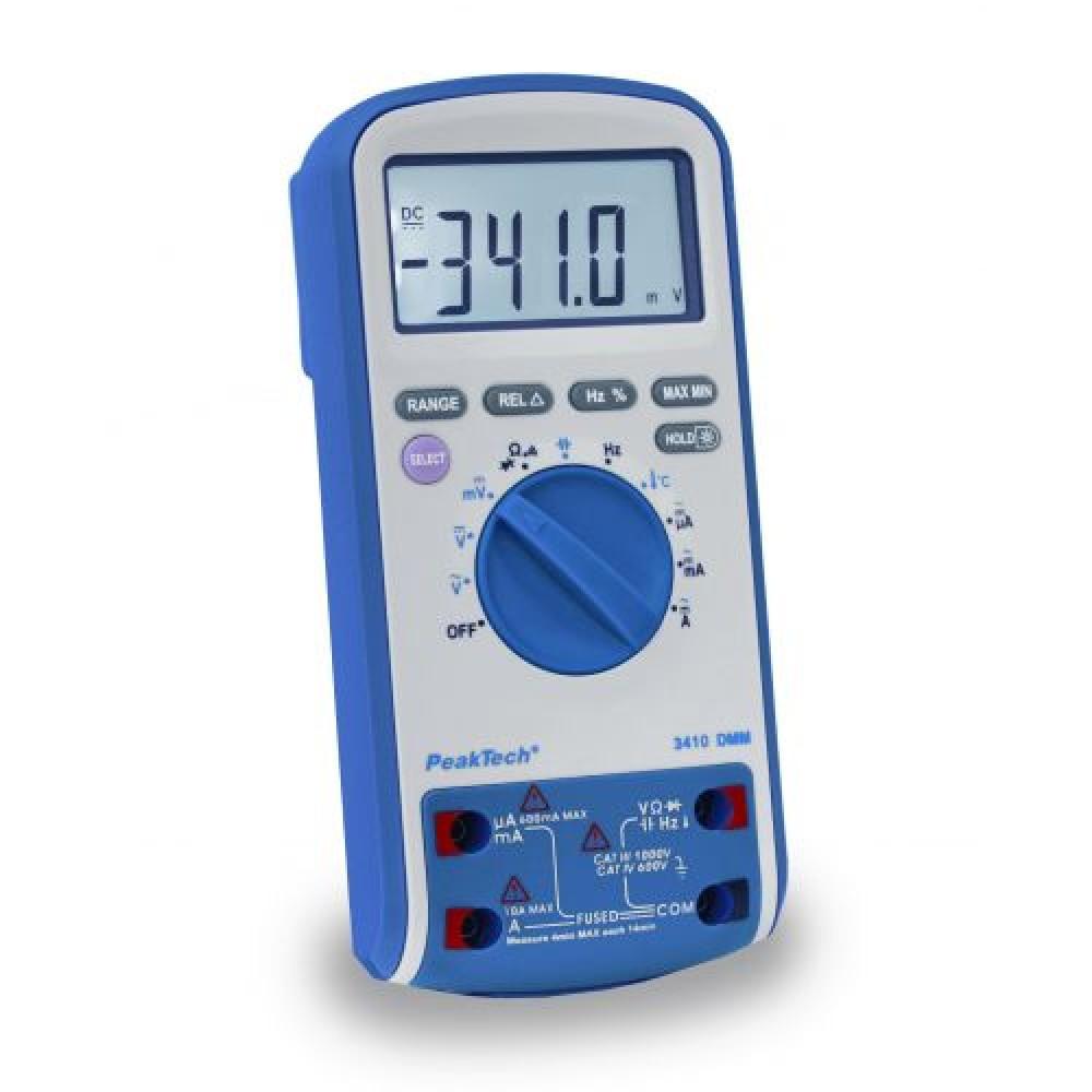 Digital-Multimeter 3 5/6-digit
