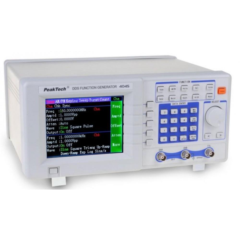 DDS Function Generator, 100 mHz - 150 MHz