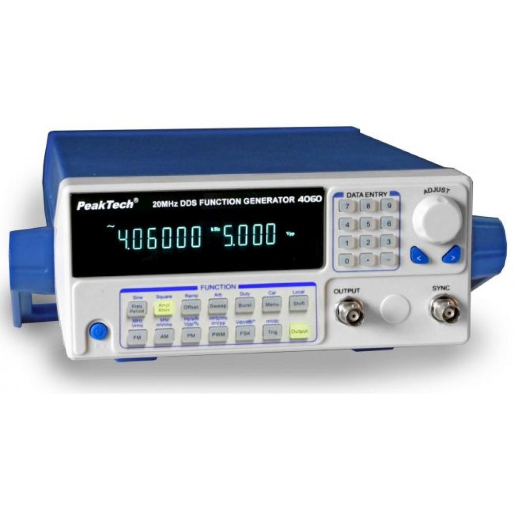 DDS Function Generator 10 µHz - 20 MHz