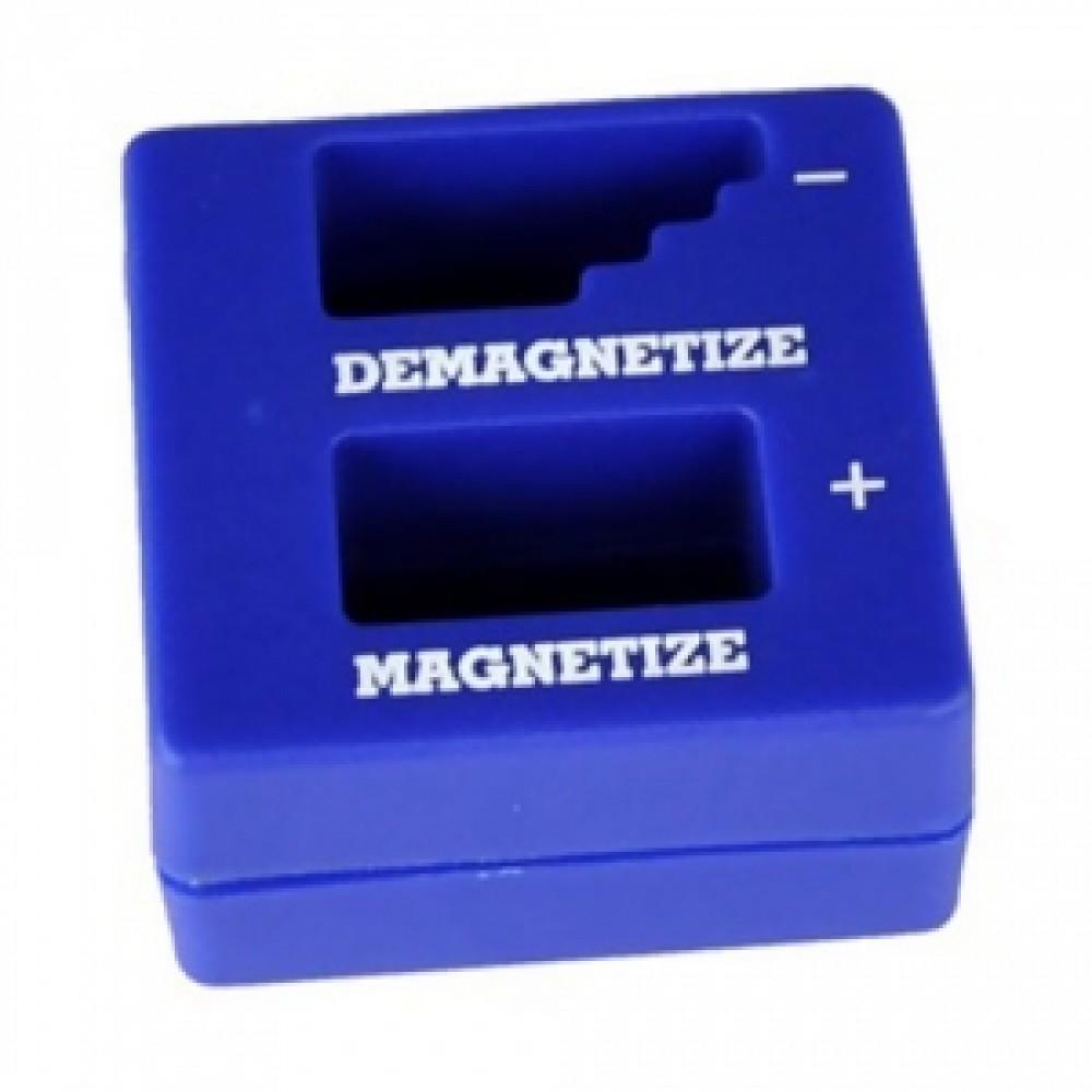 Vegel per magnetizimin dhe demagnetizimin e kacavidave