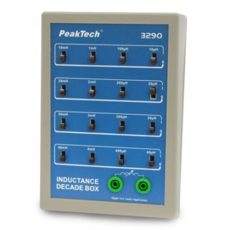 Inductance Decade Box
