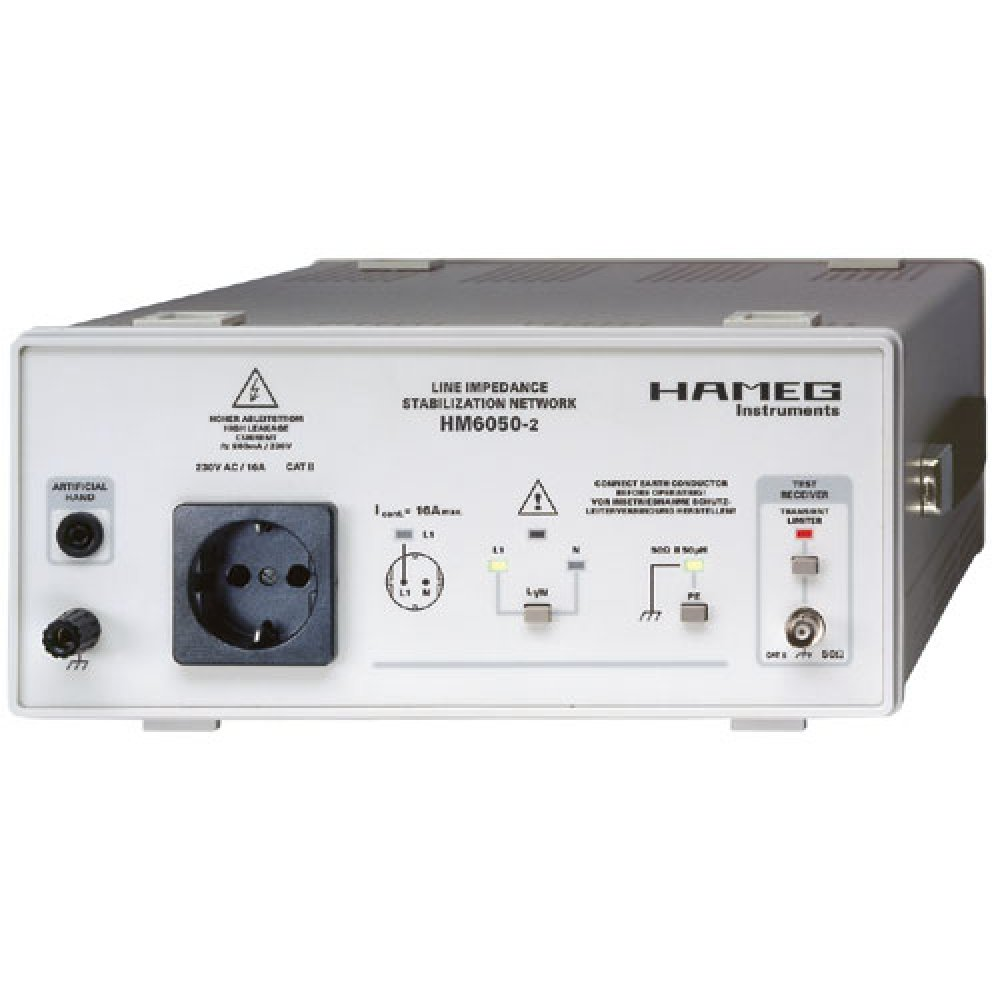 Line Impedance Stabilization Network HM6050-2