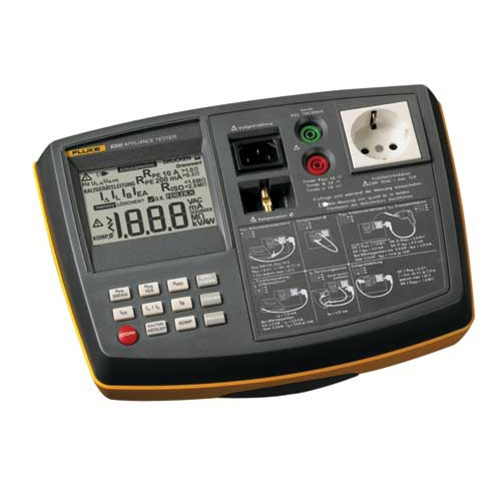 Kontrollues i tokezimit FLUKE6200-05