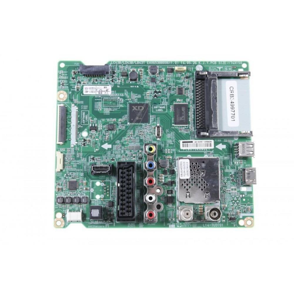 LG Mainboard CRB34997701 / EAX65388006