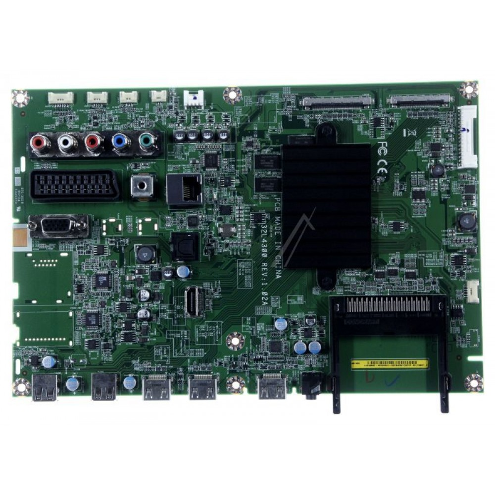 Toshiba Mainboard 75036390 / 32L4300pa tuner